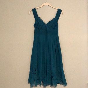 Gorgeous Deep Forest/Jade Antonio Melani dress